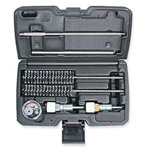 TGR 22pc Universal Injector Seat brush Cleaning Kit for Diesel Engines