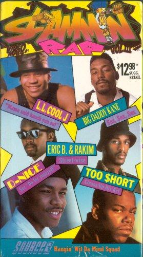 Price comparison product image Slammin' Rap Video Magazine,  Vol. 3 [VHS]