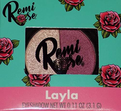 (Remi Rose Eyeshadow Duo, Layla )