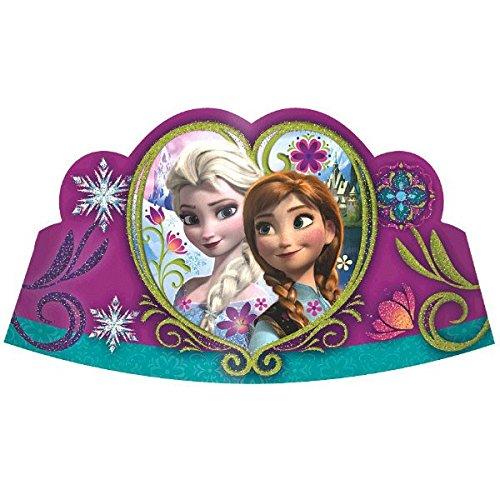 Paper Tiaras | Birthday |  Disney Frozen Collection -