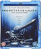 Prometheus to Alien: The Evolution (Alien / Aliens / Alien³ / Alien Resurrection / Prometheus)