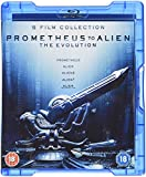 Prometheus to Alien: The Evolution (Alien / Aliens / Alien / Alien Resurrection / Prometheus) [Blu-ray]