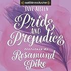 Pride and Prejudice Hörbuch von Jane Austen Gesprochen von: Rosamund Pike