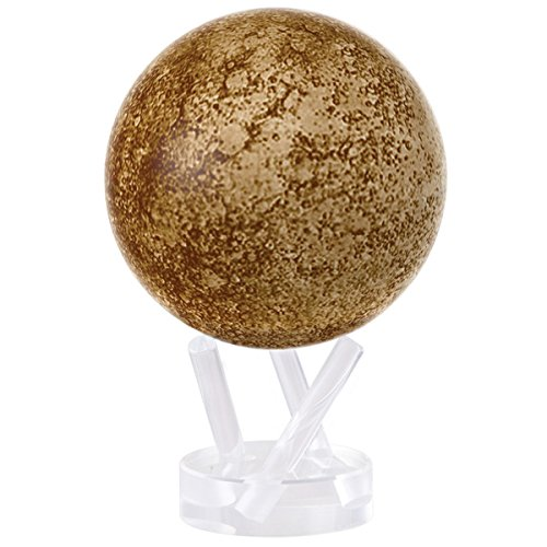 4.5'' Mercury MOVA Globe by Mova