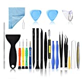 Neuftech 23 Screwdriver Kit Opening Disassembly Repair Tools for iPhone 4 4S 5s 6 Plus 7 iPod iTouch, Samsung S4 S5 S6, Nokia, Huawei etc. Smartphone Cell Phone & Tablet iPad