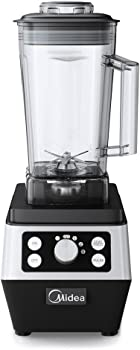 Midea CyclonBlade High Speed Blender with 2 Blending Cups