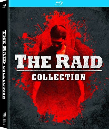 Blu-ray : The Raid Collection (2 Pack, 2 Disc)