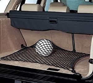 Floor Style Trunk Cargo Net for BMW X5 3.0i 3.0si 3.5d 35dX 35i 35iX 4.4i 4.6is 4.8i