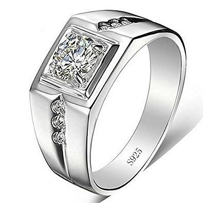 a97e07a40e04fa DC Jewels .925 Sterling Silver Ring for Men: Amazon.in: Jewellery