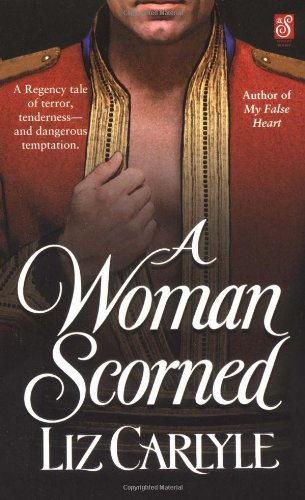 book cover of A Woman Scorned