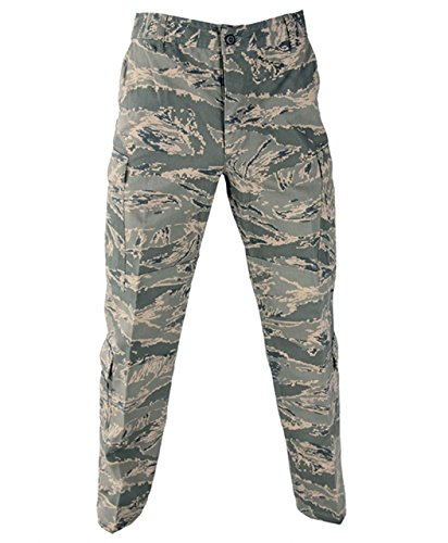 Air Force Uniform (Propper ABU Trouser, Men's, 100% Cotton Ripstop, Air Force Tiger, Size)