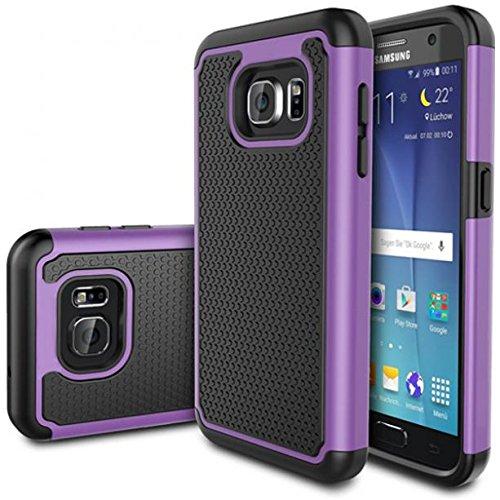 classic fit 63f52 1366d Amazon.com: Verizon Samsung Galaxy S7 Edge (SM-G935V) Case ...