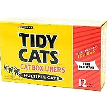 Amazon Com Purina Tidy Cats Large 30 Quot X 34 Quot With Ties