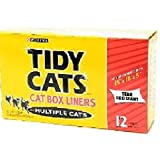 Tidy Cats Box Liners 12 ea(pack of 2)