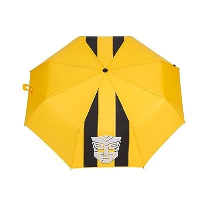 Amazon.com: ADJOY9 - Mini paraguas para lluvia de 3 pliegues ...