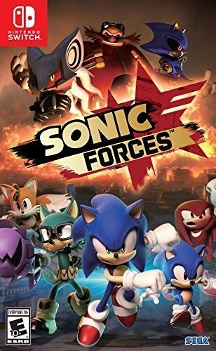 Sonic Forces: Standard Edition - Nintendo ()