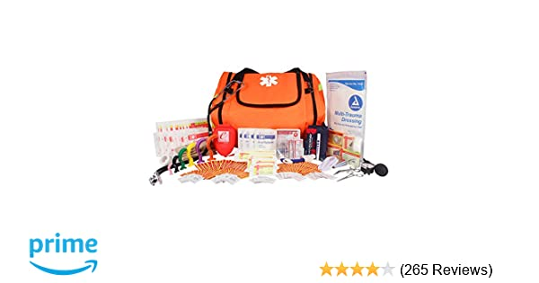 71ee0573c Amazon.com  Ever Ready First Aid Fully Stocked First Responder Kit ...
