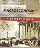 Brief Principles of Macroeconomics, Mankiw, N. Gregory, 0324269412