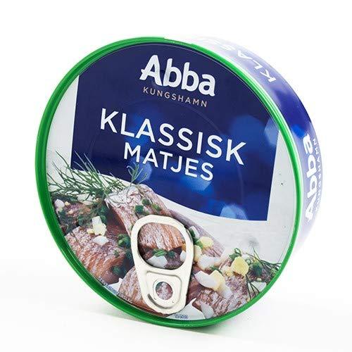 Matjes Herring Tidbits by Abba (7 ounce)