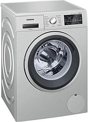 Siemens iQ500 WM14T49XES Independiente Carga frontal 8kg 1400RPM A ...