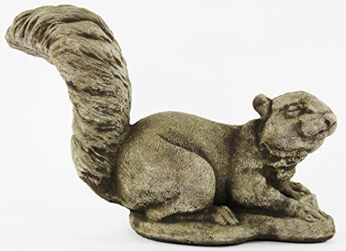 Squirrel Decorative Concrete Statue Cement Garden Statue Figure Cast Stone Sculpture Outdoor Animal Statue For Sale