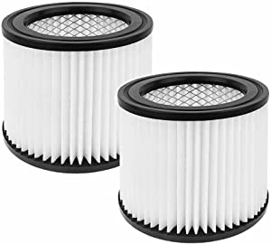 MZY LLC 2 Pack Vacuum Cartridge Filter Replacement for Shop Vac 90398 903-98 9039800 903-98-00 952-02H87S550A Wet Dry Vacuum Cleaners