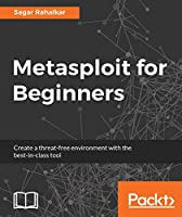 Metasploit for Beginners Front Cover