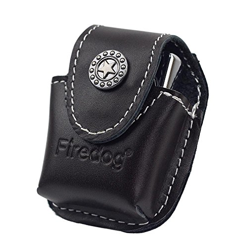 Firedog Fliptop Genuine Leather Kerosene product image