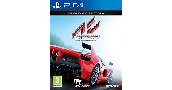 Assetto Corsa Prestige Edition PS4 Game [Importación inglesa ...