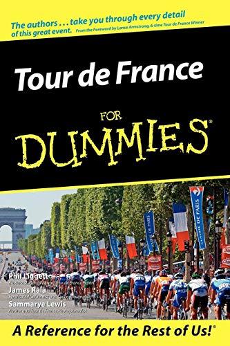 Tour De France For Dummies ()