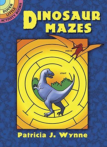 Dinosaur Mazes