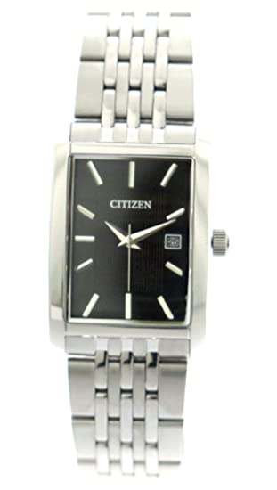 2f099add88 [シチズン] CITIZEN 腕時計 クォーツ BH 1670-58 E クォーツ ブラック シルバー メンズ 海外