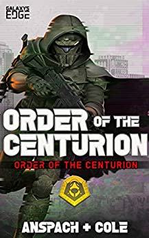 Cover for Order of the Centurian