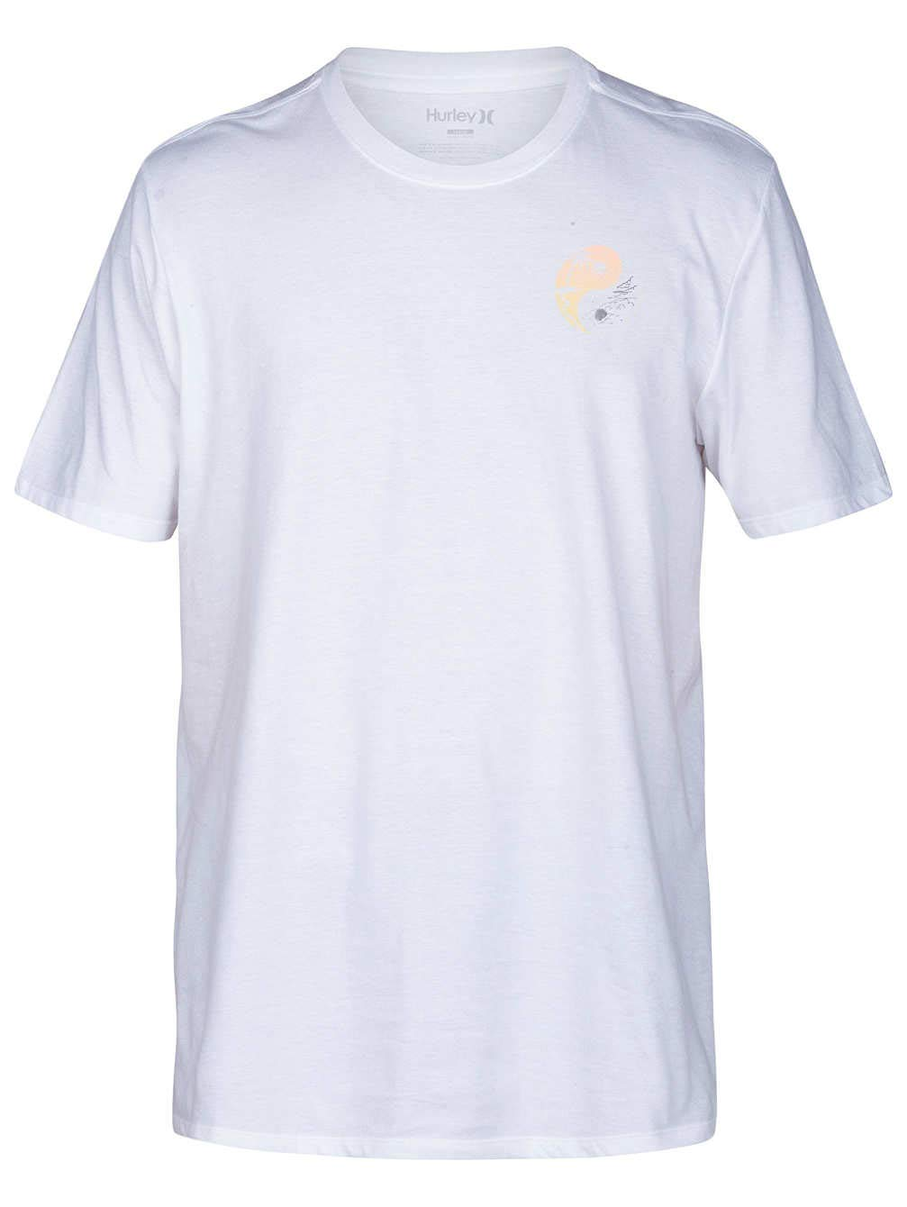 Hombre Hurley M Core Day and Nite SS Camiseta