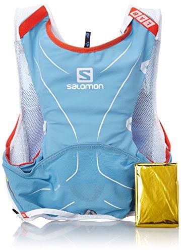 Salomon S-Lab Advanced-Pellicola protettiva Set di 5 Blu - Blue Line/White