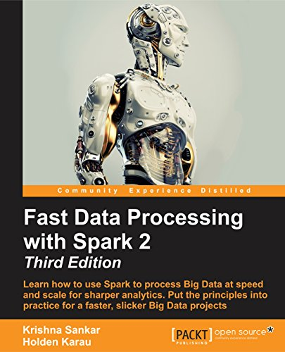 Fast Data Processing with Spark 2, 3rd Edition Front Cover