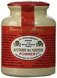 Pommery Fireman's Mustard Meaux Moutarde in Pottery Crock