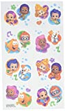 "Aqua Awesome Bubble Guppies Party Temporary Tattoo Favours, Paper, 2"", Pack of 16"
