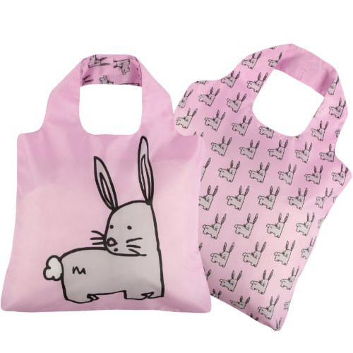 - Envirosax Eco-Friendly Kids Reusable Shopping Bag - Marshmallow