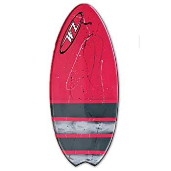 Wave Zone Fishtail Skimboard