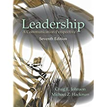 Leadership: A Communication Perspective (English Edition)
