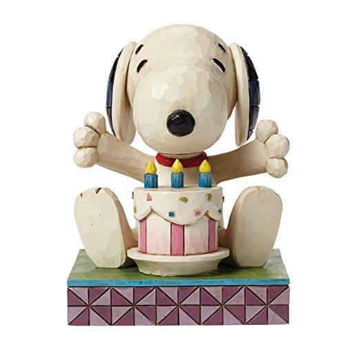 Enesco 4049417 Peanuts Birthday Figurine