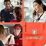 ZShield Flex - Reusable Face Shield w/Full Face