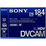 Sony PDV184N DVCAM 184 Minute Tape