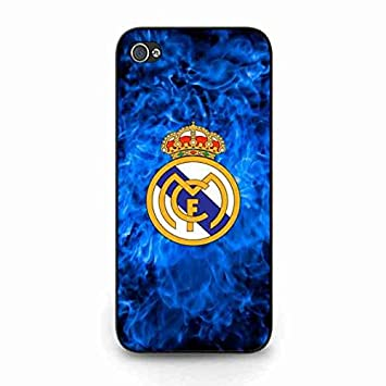 Raymond Thylane Real Madrid Phone Carcasa Cover for iPhone 5 ...