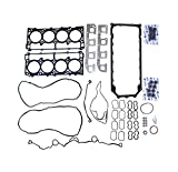 Diamond Power Full Gasket Set works with Dodge Durango Ram 1500 2500 3500 Jeep Grand Cherokee Truck 5.7L V8 345CID OVH 16V