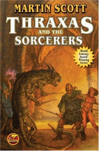 Download Thraxas and the Sorcerers pdf epub
