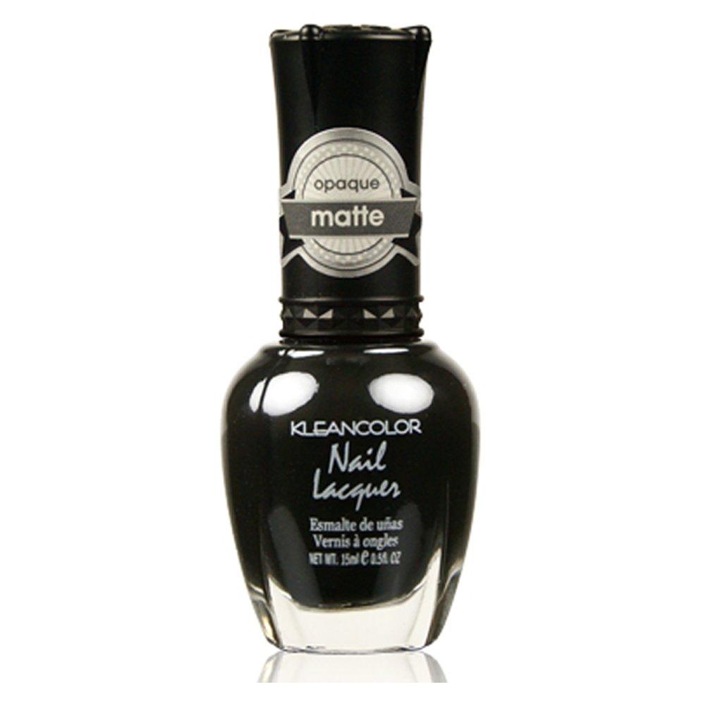 Amazon.com : KleanColor Nail Polish Lacquer Madly Matte