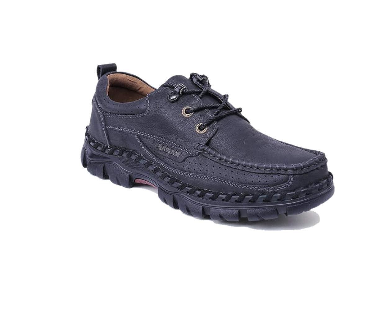 Beiläufige Lederne Schuhe Der Männer Mit Dem Werkzeug Niedrig, Um Zu Schuhen England Im Freien Zu Um Helfen schwarz c55265
