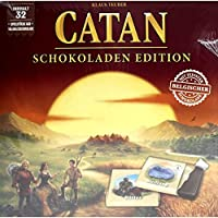 Catan Schokoladen Edition Schokoladenspiel 1x144g